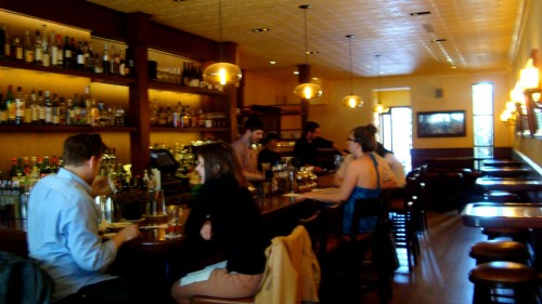 Brunch at blueprint park slope brooklyn dopaminejunkie bar patrons malvernweather Image collections
