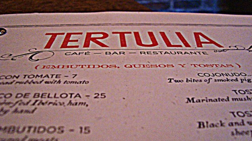 You could be mi favorito restaurante :)