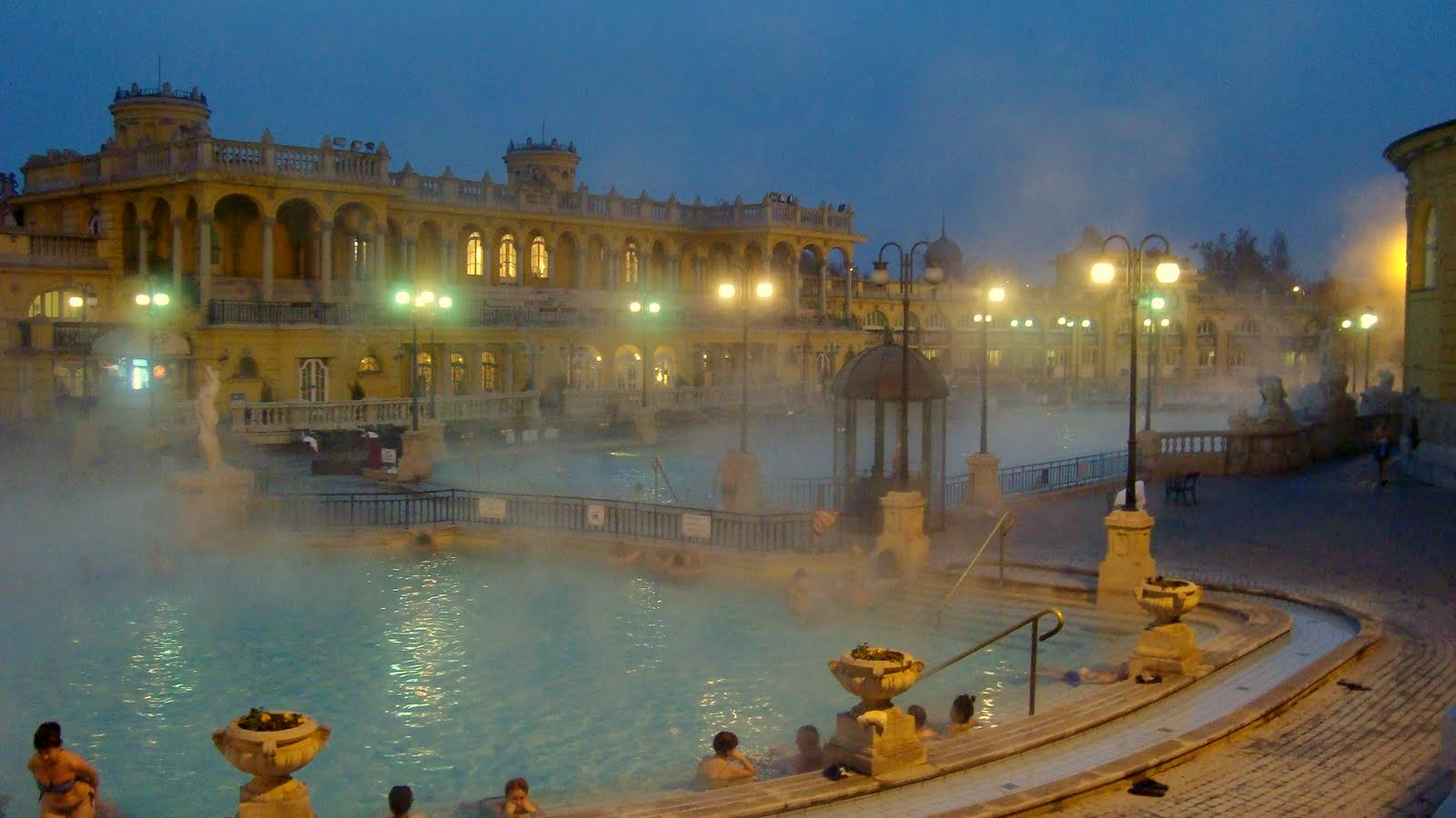Szechenyi Thermal Baths Budapest Dopaminejunkie Org