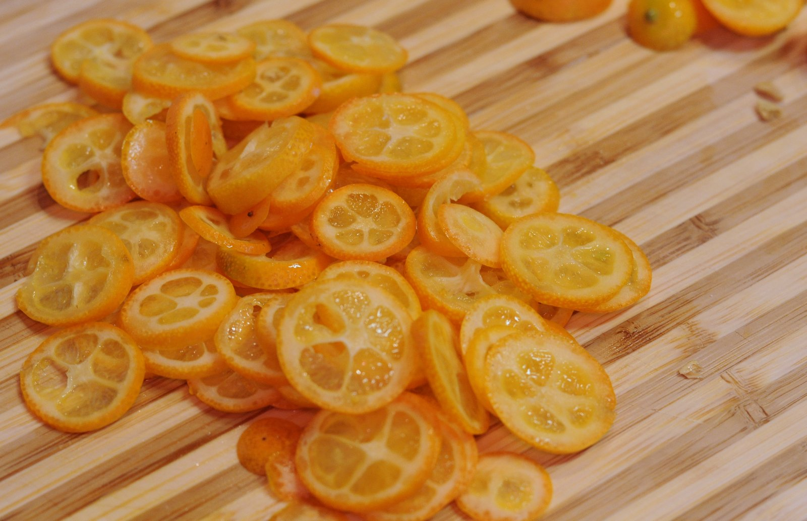 Quick Candied Kumquats – Served Three Ways | DopamineJunkie.org